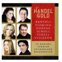 Handel Gold - Handel's Greatest Arias (CD) - Cecilia Bartoli, Andreas Scholl