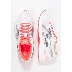 ASICS GELCONTEND 3 Obuwie do biegania treningowe white/hot coral/silver od Zalando.pl