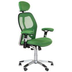 Corpocomfort Fotel ergonomiczny bx-4144 zielony