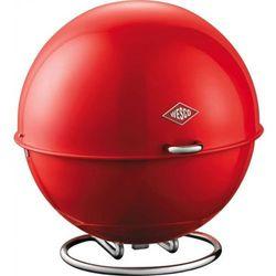 Wesco SUPERBALL Chlebak - Pojemnik na Pieczywo - Czerwony - produkt z kategorii- Chlebaki