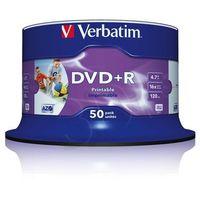 DVD+R Wide Inkjet Printable No ID Brand z kategorii Płyty CD, DVD, BD