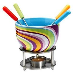 Zestaw do fondue Mastrad (kolorowe paseczki) - produkt z kategorii- Fondue