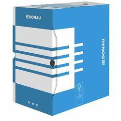 Pudło archiwizacyjne DONAU op.10 A4/200mm niebieskie