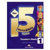 The Incredible 5 Team 1 Teacher's Book + kod i-ebook