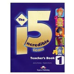 The Incredible 5 Team 1 Teacher's Book + kod i-ebook, pozycja z kategorii E-booki