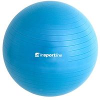 inSPORTline Top Ball 55 cm - IN 3909-3 - Piłka fitness, Niebieska - Niebieski