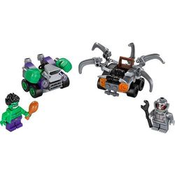 Lego Super Heroes Zestawy Mighty Micros: Hulk vs. Ultron 76066, klocki