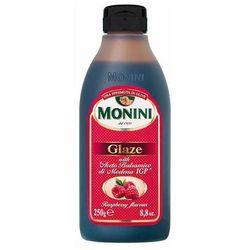Krem z octu balsamicznego z Modeny I.G.P o smaku malin 250g Monini z kategorii Zdrowa żywność