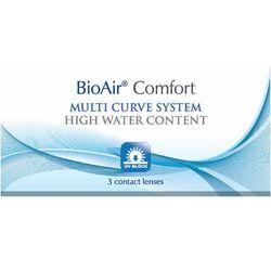 Nowe Soczewki BioAir opakowanie 1 sztuka (soczewka kontaktowa)