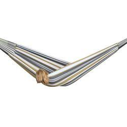 Brazilian hamak, brązowo-biały braz1 marki La siesta