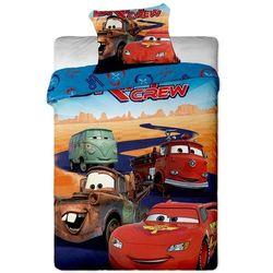 Pościel dziecięca cars 2016, 140 x 200 cm, 70 x 90 cm, marki Jerry fabrics