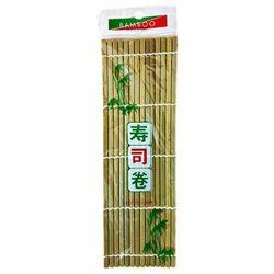 Mata bambusowa do sushi (gruba) 24x24cm