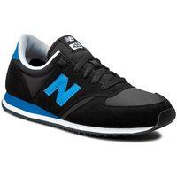 Sneakersy NEW BALANCE - U420YB Czarny