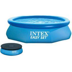 Intex Basen ogrodowy rozporowy 366x76 cm 2w1 dobrebaseny