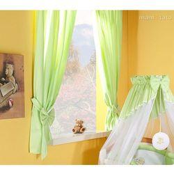 Mamo-tato zasłonki zielone