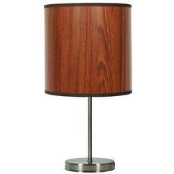 Candellux Lampa nocna timber 60w dąb