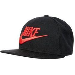 Nike Sportswear FUTURA Czapka z daszkiem black/max orange - sprawdź w wybranym sklepie