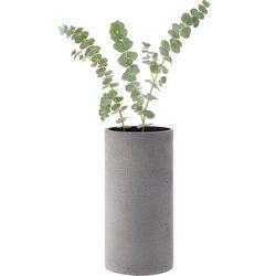 Blomus Wazon coluna dark grey 24 cm (4008832656262)