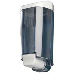 Dozownik do mydła w płynie 1 litr JET Faneco plastik przezroczysty, S1000PGWT