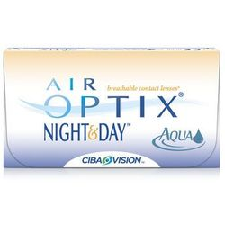 Ciba vision Airoptix night&day aqua