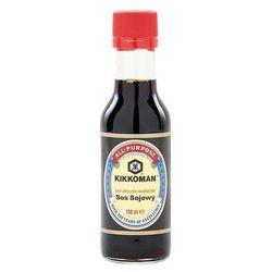Sos sojowy Kikkoman naturalnie warzony 150 ml - produkt z kategorii- Kuchnie świata