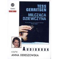 Milcząca dziewczyna. Książka audio CD MP3 (9788376595610)