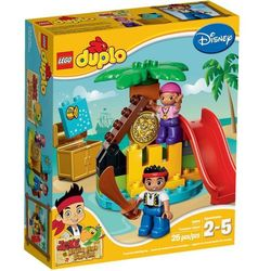 Lego Duplo Jake i piraci z Nibylandii 10604, klocki