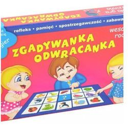 Gra Zgadywanka Odwracanka - produkt z kategorii- Dywany dla dzieci