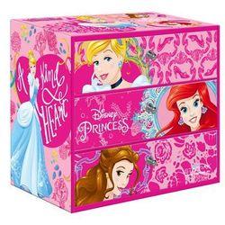 Starpak, Disney Princess, pudełko na biżuterię, 140x90x120 mm - sprawdź w wybranym sklepie