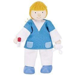 Postać do teatrzyku - pielęgniarka - produkt z kategorii- pacynki i kukiełki