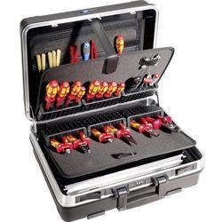 Walizka narzędziowa bez wyposażenia, uniwersalna B & W International 120.02/M (SxWxG) 495 x 415 x 195 mm, 120.02/M