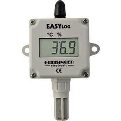 Rejestrator danych pomiarowych Greisinger EasyLog 24RFT 600668 Kalibracja Fabryczna