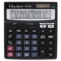 Vector Kalkulator cd-2460 - wejdź i odbierz rabat - autoryzowana dystrybucja - szybka i tania dostawa - hurt - wyceny