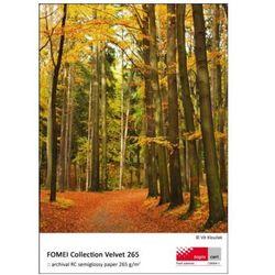 Fomei Colection Velvet 265gsm A4 50 szt papier fotograficzny do druku - produkt z kategorii- Papiery fotografi