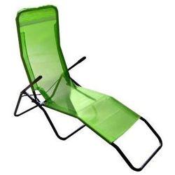 M.A.T Group leżak ogrodowy, jasnozielony