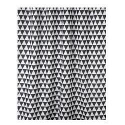 Zasłonka prysznicowa materiałowa 180x200cm Plain, 06880
