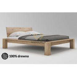 Łóżko dębowe Imperata 01 160x200