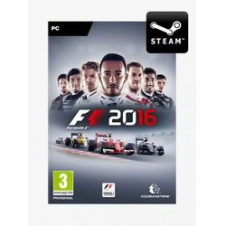 F1 2016 - Klucz z kategorii Kody i karty pre-paid