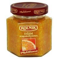 Dżem pomarańczowy 340g Rolnik