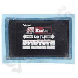 Tip top Wkład radialny rema  łatka 120 tl 80x125mm - 1 sztuka - 75x115mm