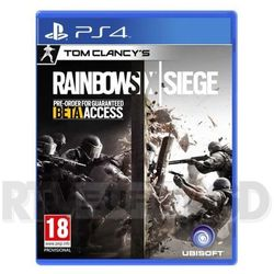 Tom Clancy's Rainbow Six Siege - produkt z kat. gry PS4
