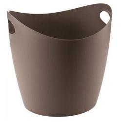 Koziol BOTTICHELLI XL Pojemnik szary z kategorii Kosze na pranie