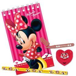 Zestaw artykułów szkolnych Myszka Minnie - 1 kpl.