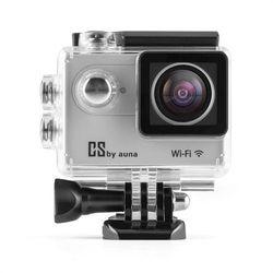 proextrem plus kamera sportowa podwodna wi-fi 4k 12mp 120fps hdmi akumulator od producenta Auna
