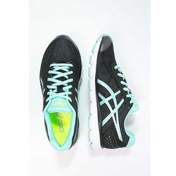 ASICS GELIMPRESSION 9 Obuwie do biegania treningowe black/aruba blue/safety yellow (8718833662303)