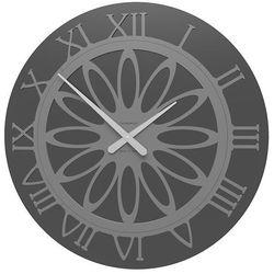 Zegar ścienny Athena CalleaDesign czarny