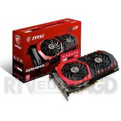 Karta VGA MSI RX 480 OC 8GB GDDR5 256bit DVI+2xHDMI+2xDP PCIe3.0 (4719072471736)
