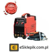 v-tig 225 pro + zestaw tig - inwertor spawalniczy tig/mma marki Ideal