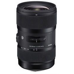 Sigma AF 18-35mm f/1.8 A DC HSM Nikon - produkt w magazynie - szybka wysyłka!, kup u jednego z partnerów