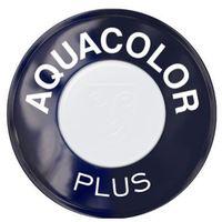 Kryolan  aquacolor plus (white) farba do makijażu ciała - white (1102)